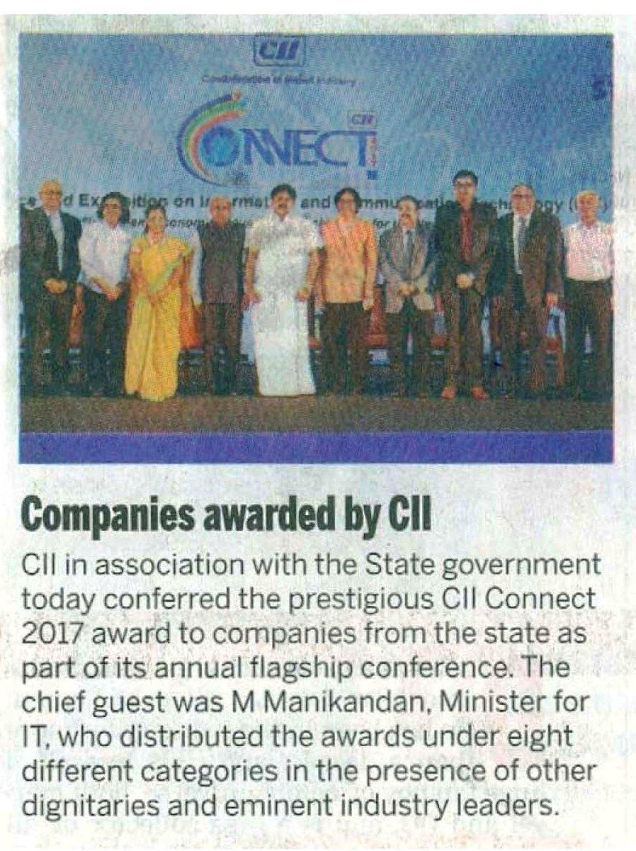 Press – CII CONNECT