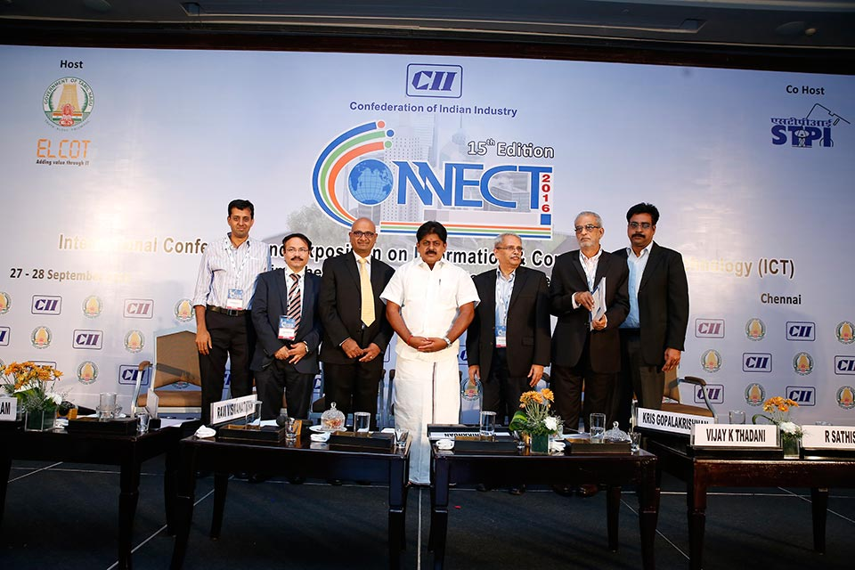 CII_Connect_2016_withMinister